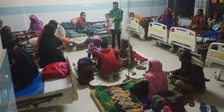 সুনামগঞ্জ সদর হাসপাতালে রোগীরা পাচ্ছেন না সঠিক সেবা