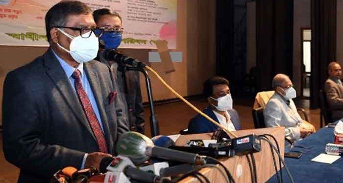 ভারত থেকে করোনার টিকা আসছে জানুয়ারির শেষ দিকে: স্বাস্থ্যমন্ত্রী
