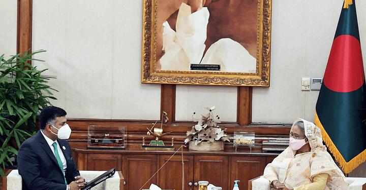 বিশ্ব স্বাস্থ্য সংস্থার সিয়েরো ইডি পদে বাংলাদেশের প্রার্থিতায় ভারতের সমর্থন