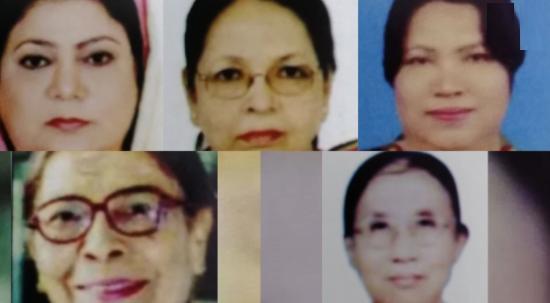 'বেগম রোকেয়া পদক' পাচ্ছেন ৫ বিশিষ্ট নারী
