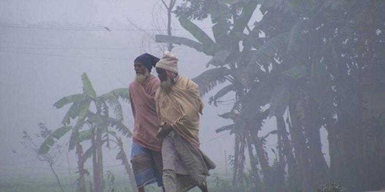 দেশের একাধিক অঞ্চলে শৈত্যপ্রবাহ শুরু