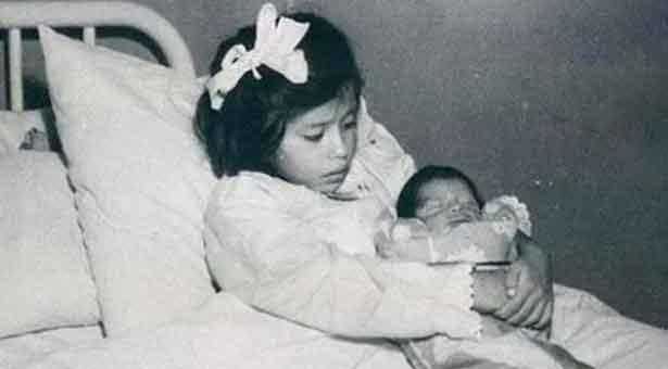 মাত্র ৫ বছর বয়সে সন্তান জন্ম! - দৈনিক এইদিন