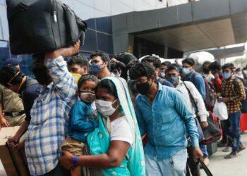 করোনা সংক্রমণে দিক থেকে ব্রাজিলকে পিছে ফেলে দিলো ভারত