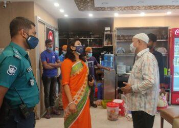 মেয়াদোত্তীর্ণ খাদ্যপণ্য মজুদের দায়ে 'কাচ্চি ভাই'কে জরিমানা
