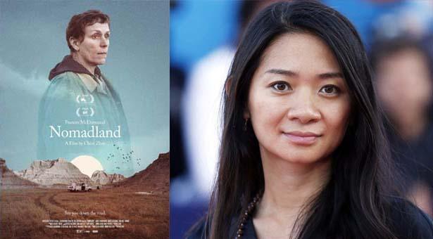 এবারের অস্কারে সেরা চলচ্চিত্র 'নোম্যাডল্যান্ড', সেরা পরিচালক 'ক্লোয়ি ঝাউ'