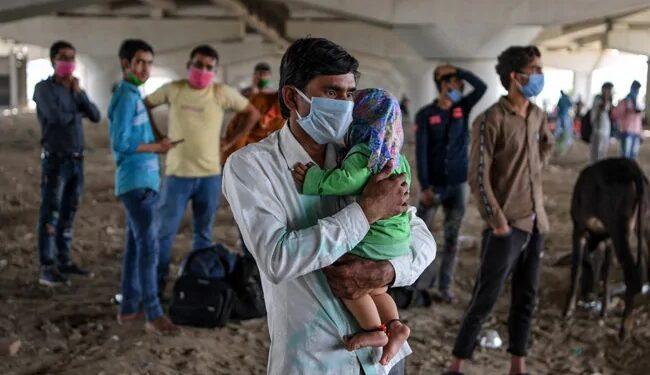 করোনা শনাক্তে আবারো ভারতের বিশ্ব রেকর্ড