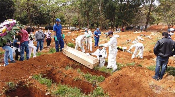করোনায় মৃত্যুর সংখ্যা 'উল্লেখযোগ্যভাবে কম' দেখানো হয়েছে: ডব্লিউএইচও
