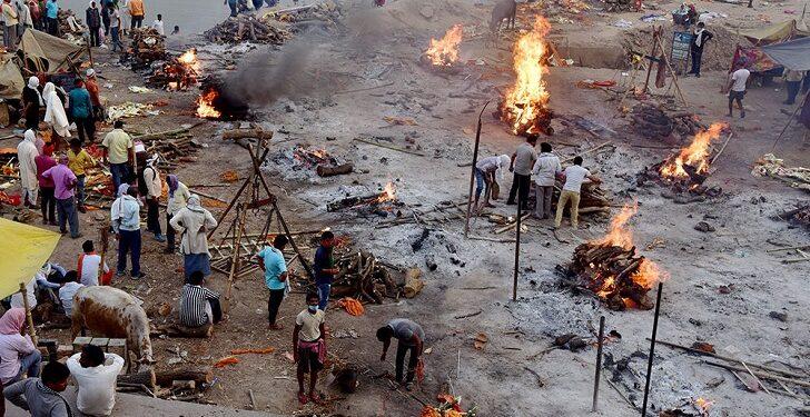 আবারো মৃত্যুপুরীতে রূপ নিচ্ছে ভারত,বিহারে মৃতের রেকর্ড